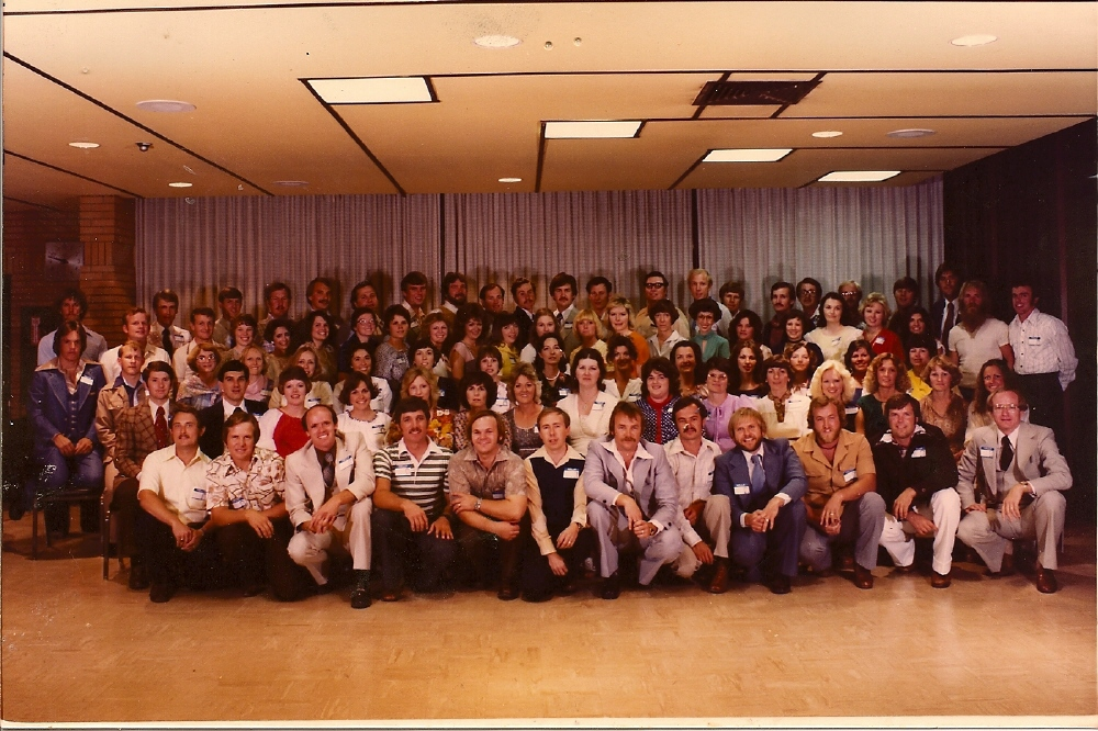 Class Picture - 10 Year Reunion