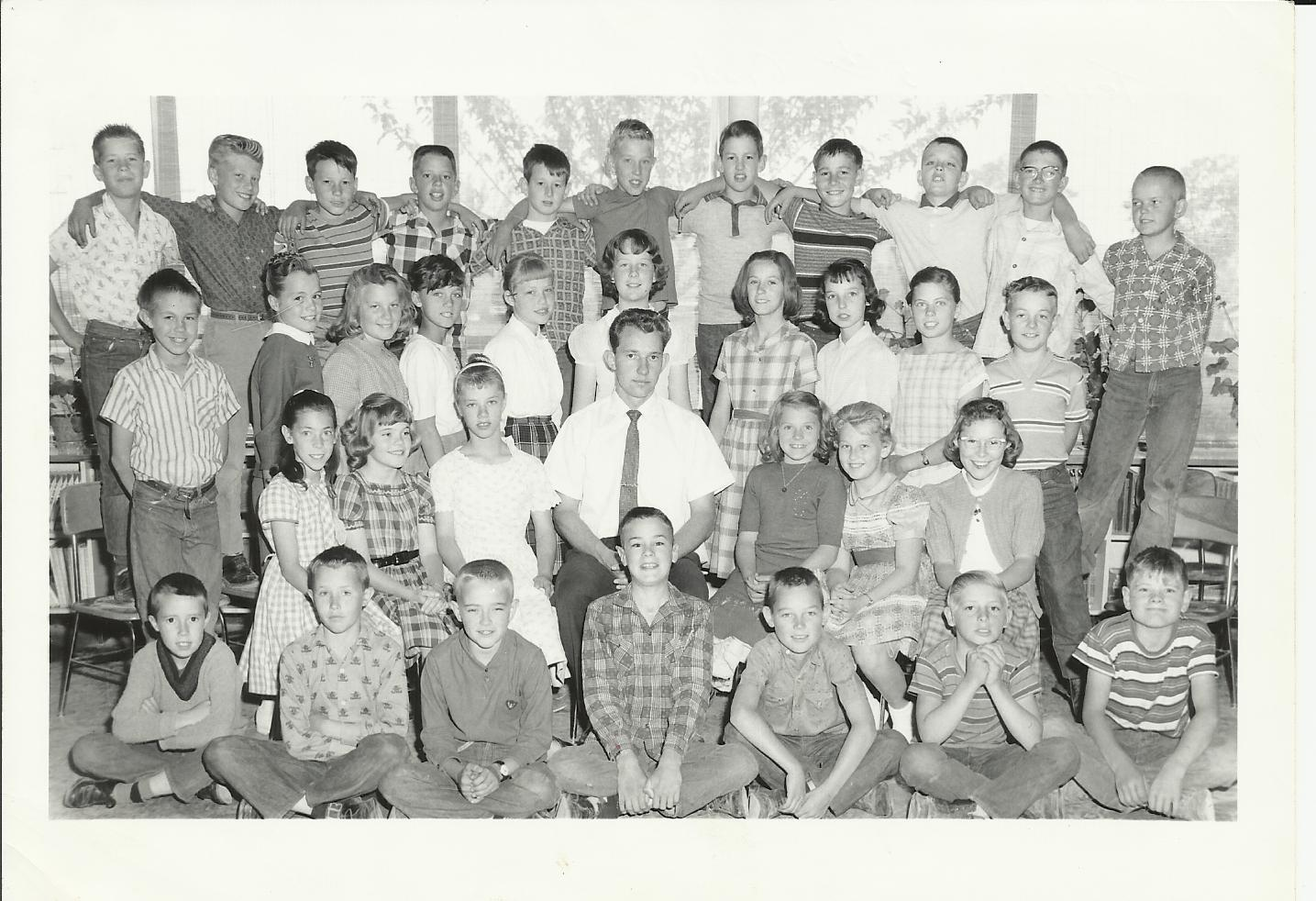 Fifth Grade Class Pic - Mr Graf East Elem