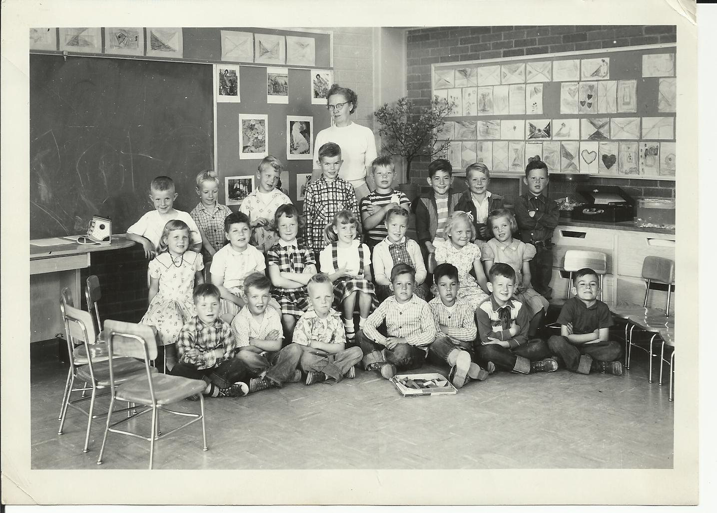 First Grade Class Pic - Mrs Jolley West Elem