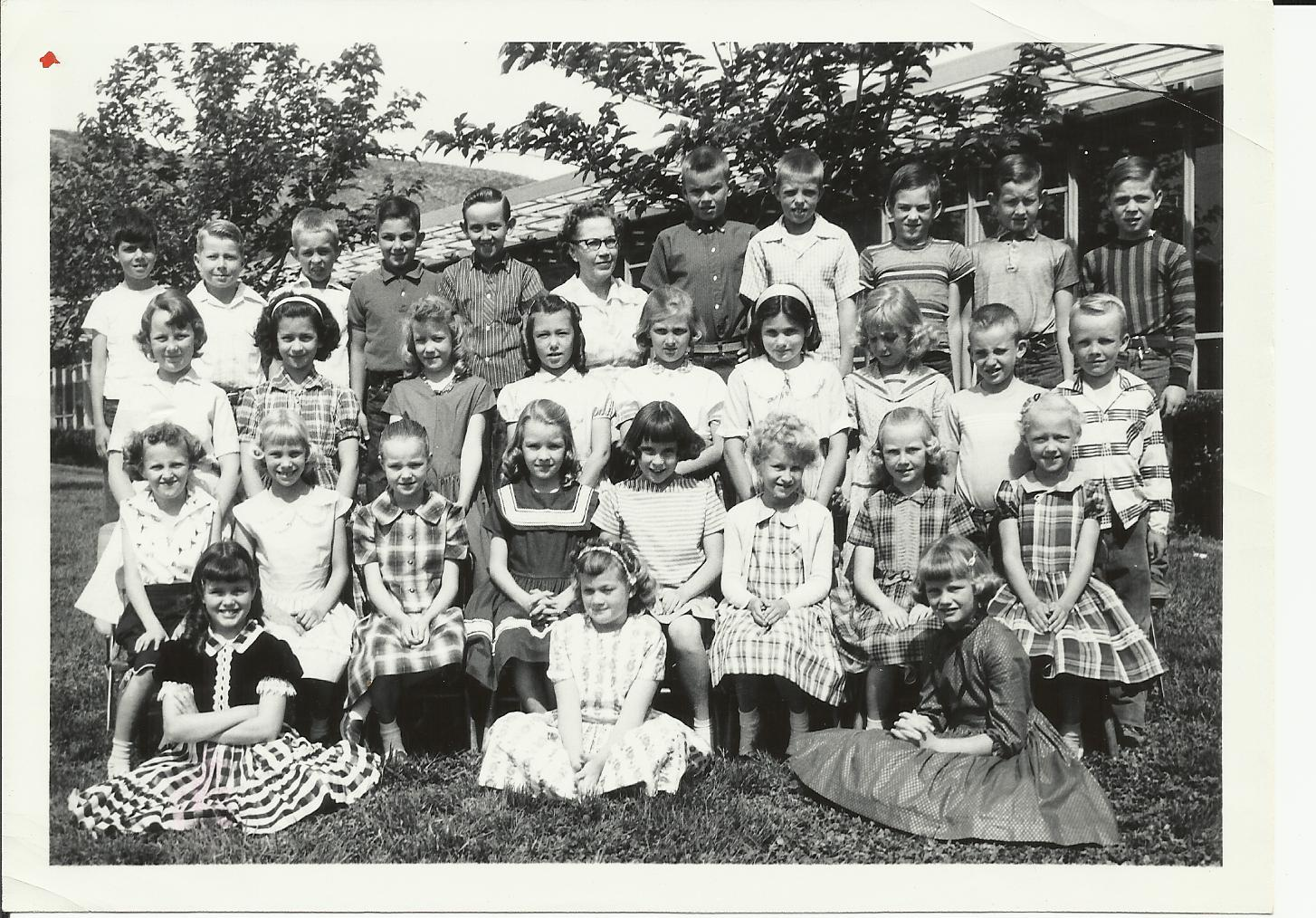 Third Grade Class Pic - Limb West Elem
