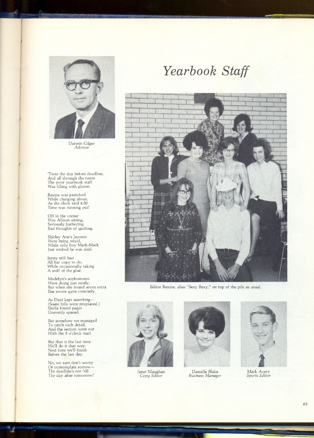 Yearbook63