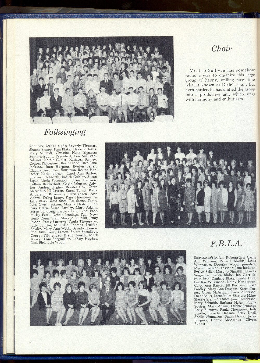 Yearbook70