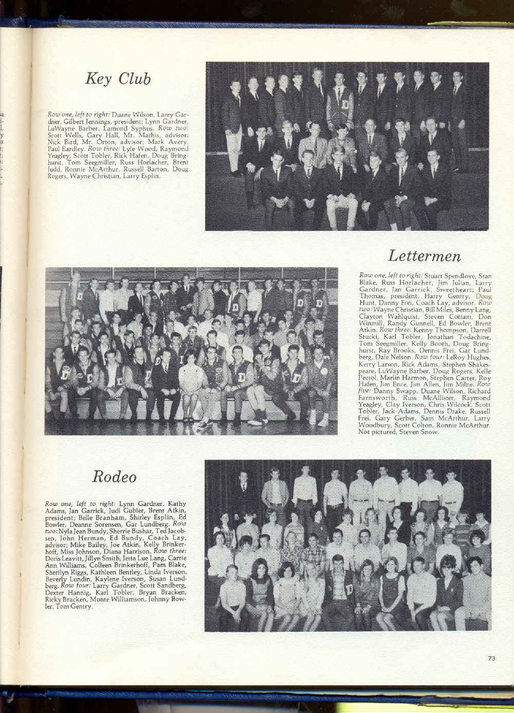 Yearbook73