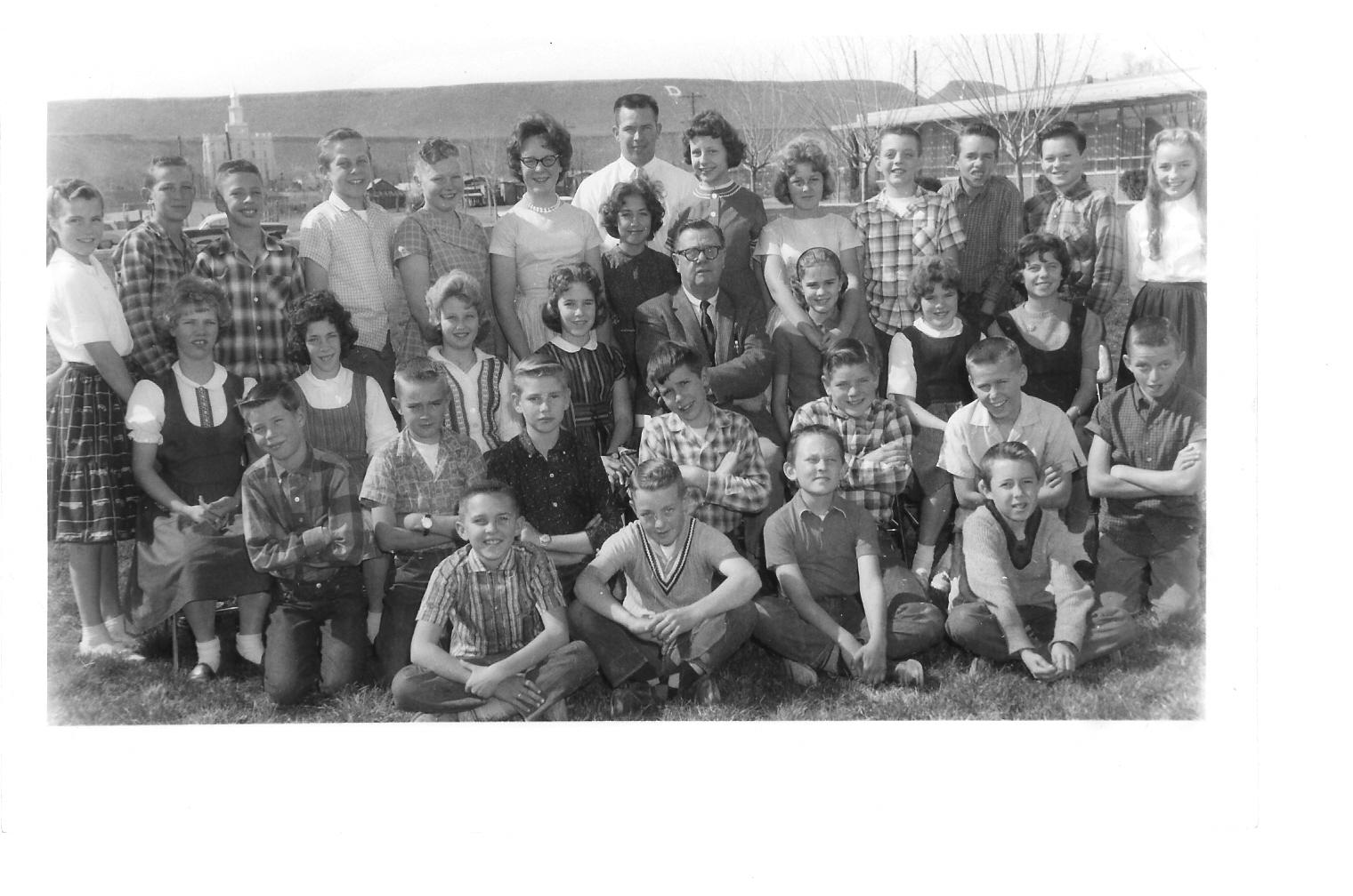 East Elementary 6th Grade - Burt Sullivan