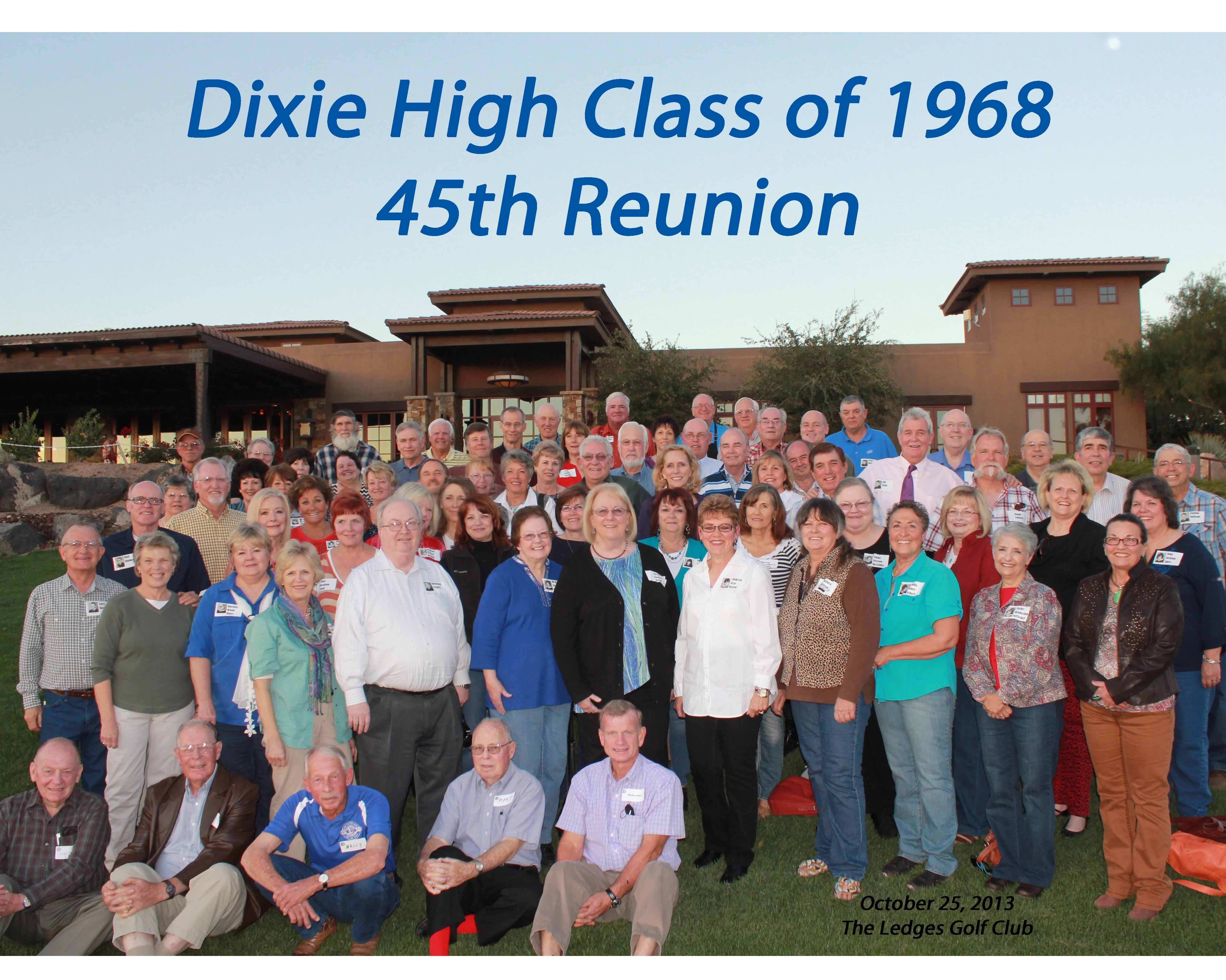 Class Reunion - Class (2)